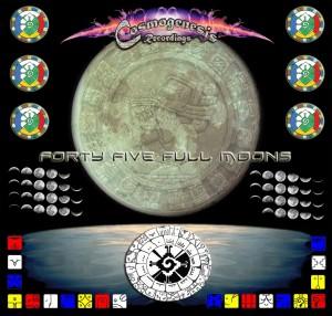 45 Full Moons