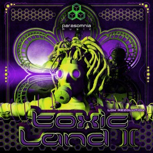 Low Rezolution – Toxic Land II