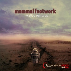 Mammal Footwork – Wallop Remixes
