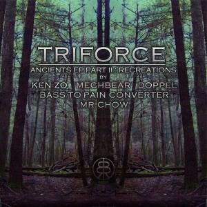 Triforce – Ancients Part II: Recreations