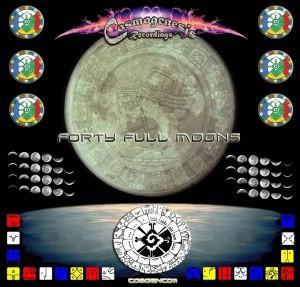 40 Full Moons