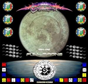 5 Full Moons