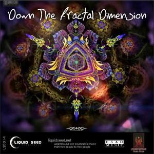 Down The Fractal Dimension