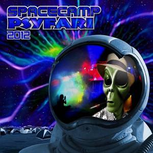 SpaceCamp Psyfari 2012